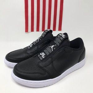 Nike Air Jordan 1 Leather Slip On Size 7.5